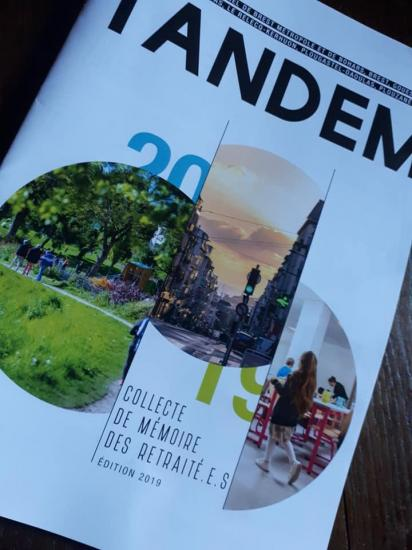 Magazine Tandem de Brest métropôle
