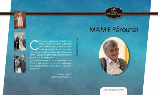 Couverture mamie perounel
